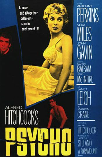 Psycho(1960)