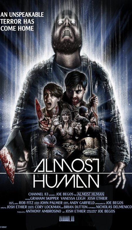 almost-human-poster
